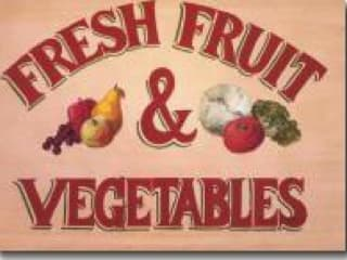 Fruits-and-Vegetables-Sign