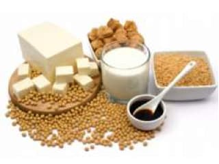 Soy Products May be Useful in Menopause