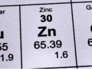 Zinc an Essential Mineral