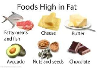 High-fat-foods